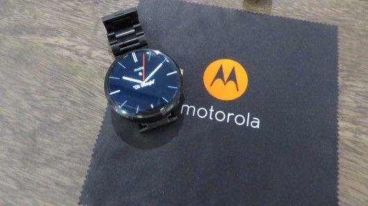 Sleek High-Tech Smartwatches