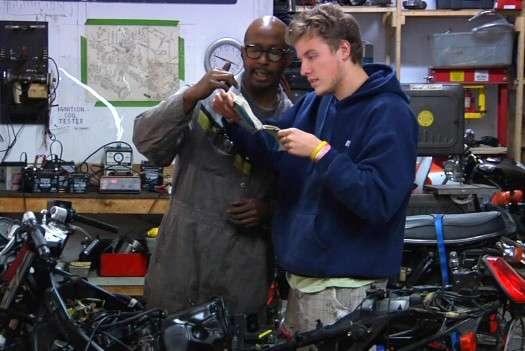 Community Motorcycle Repair