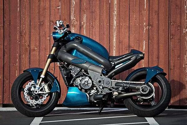 Hot Custom Motorbikes