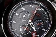 Motorcycle-Inspired Watches