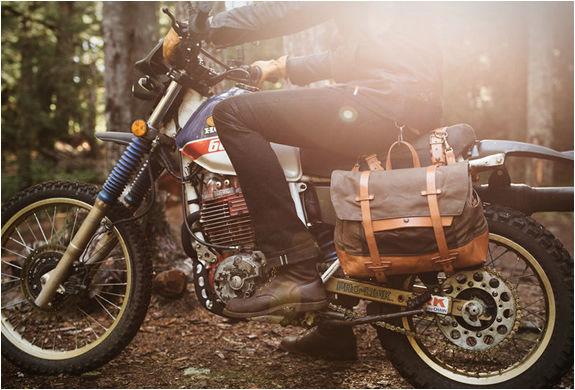 Convenient Motorbike Bags
