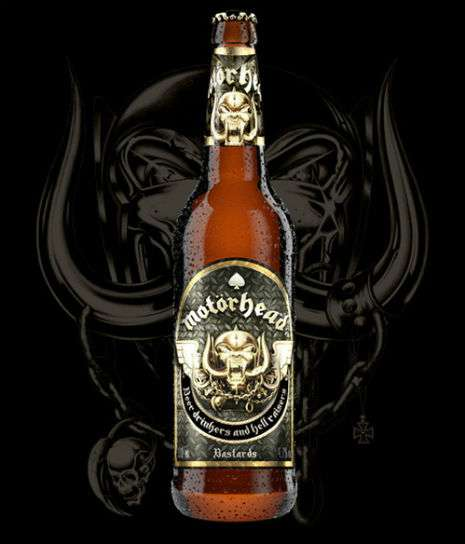 Heavy Metal Brews
