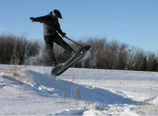 Speedy Motor Snowboards
