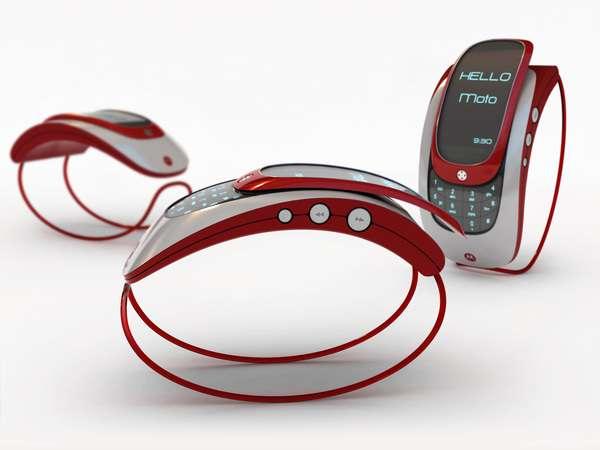 Handy Wristband Ringers