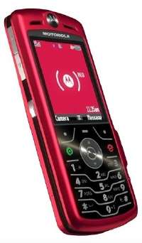Motorola Project Red Slvr Phone for Charity