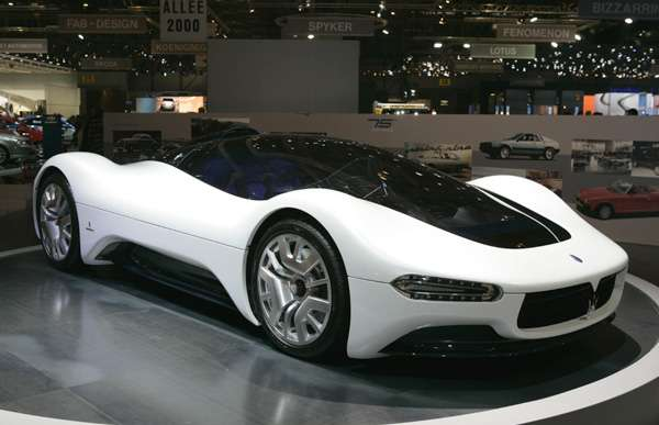 Motorola Signs Pininfarina, Design Firm of Ferrari and Maserati