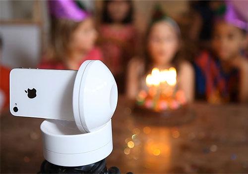 Remote Rotational Cameras