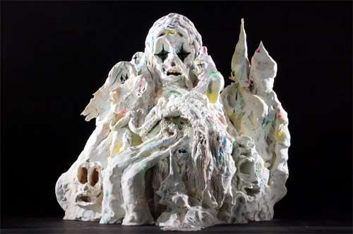 Dripping Claymation Phantoms