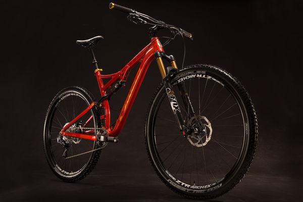 Geometric Rugged Bikes