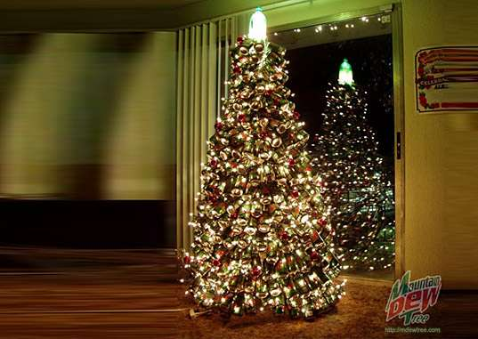Canned Christmas Trees
