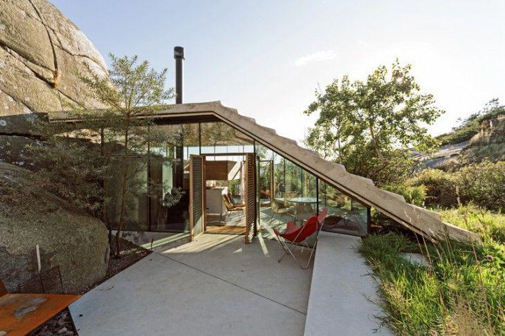 Luxe Hillside Cabins