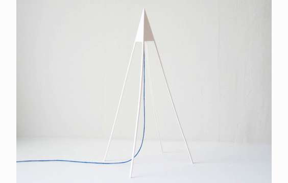 Mountain Lamp by Leonard Kadid