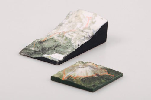 3D Hiking Mementos