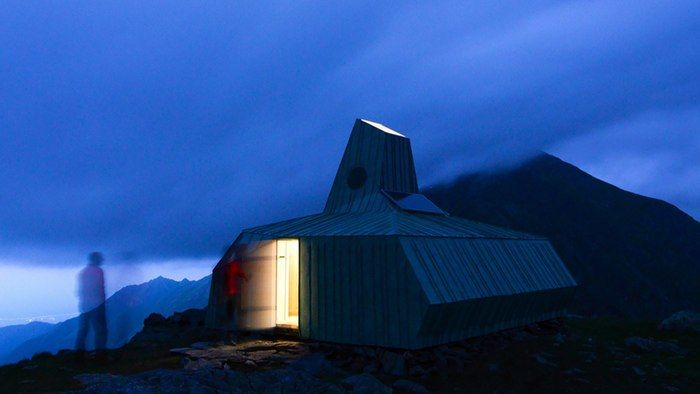 Off-Grid Mountain Shelters