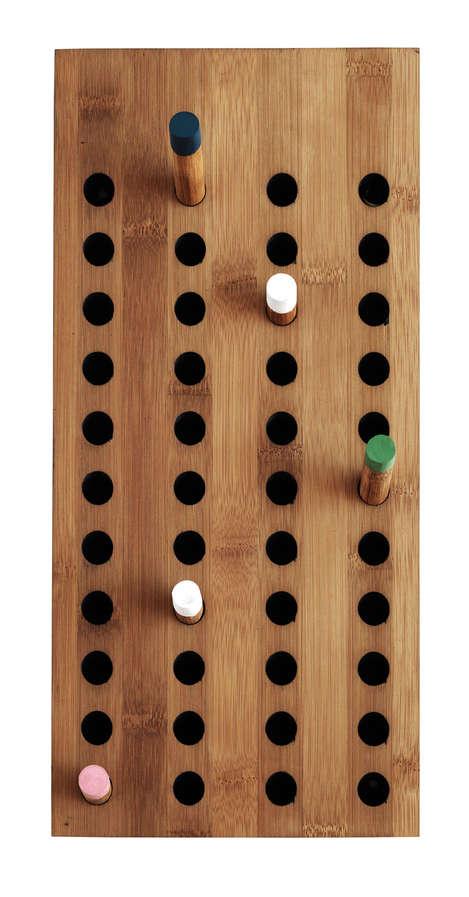 Scoreboard Coat Hangers