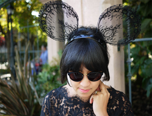 Chic Mouse Ear Headbands