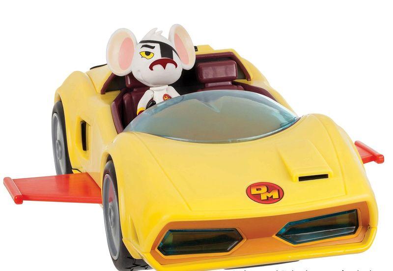 Nostalgic Rodent Toys