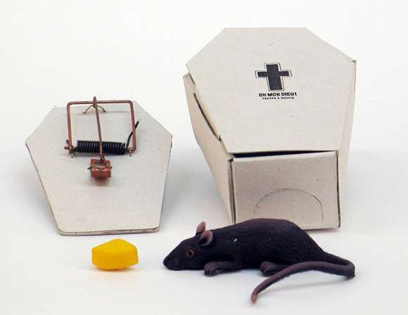 Mousetrap Coffins