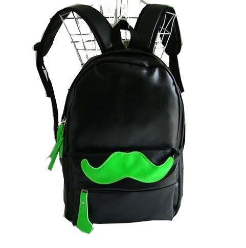 Color-Blocked Stache Sacks