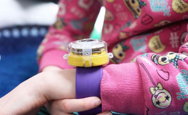 Kid-Coding Wearable Tech