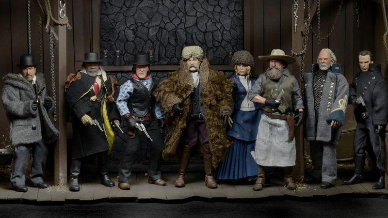 Bounty Hunter Action Figures