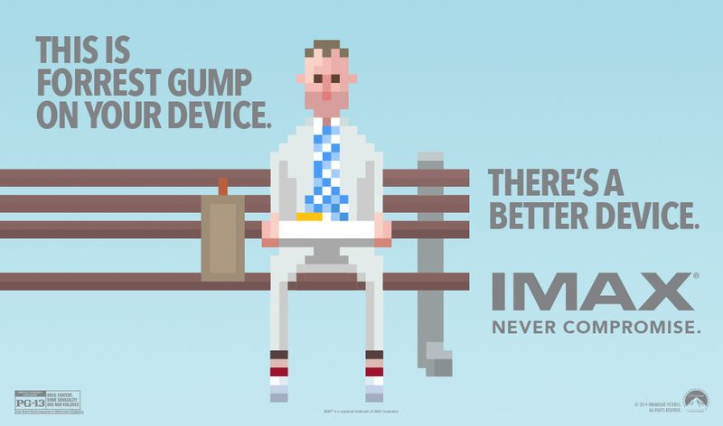 Pixelated Movie Campaigns