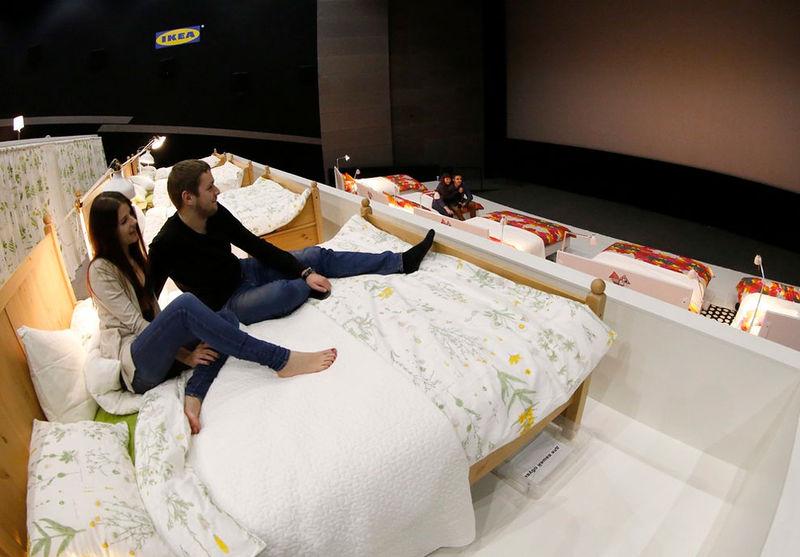 Comfort-Focused Cinemas