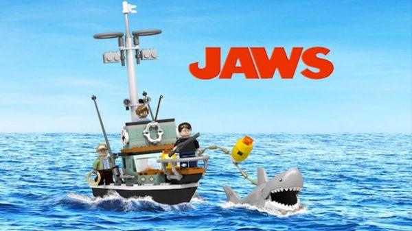 Shark Movie LEGO Sets