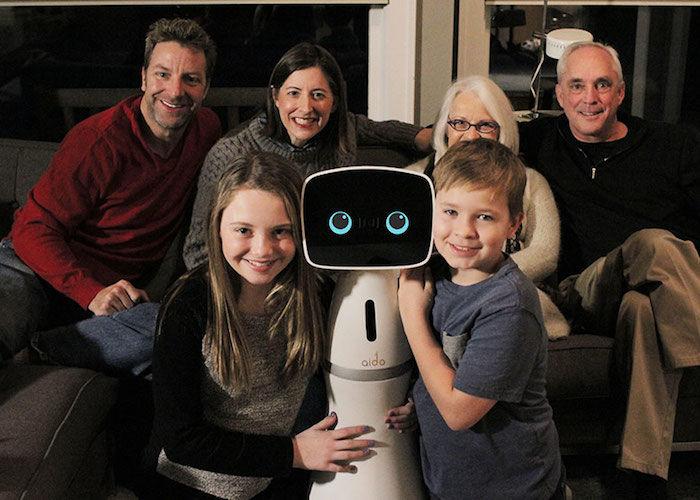 Interactive Family Robots
