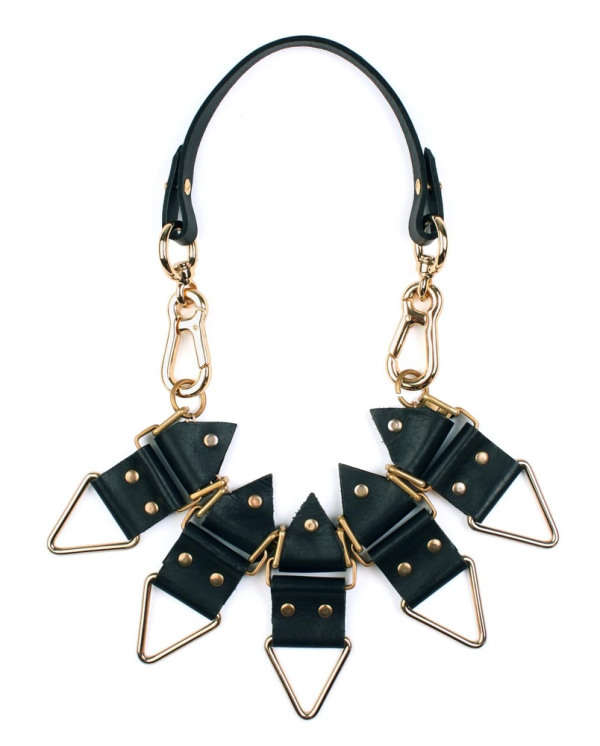 Chic Dominatrix-Like Jewelry