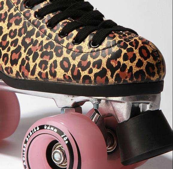Vibrant Retro Rollers