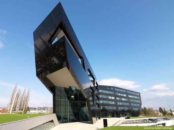 Crazy Architectural Collisions