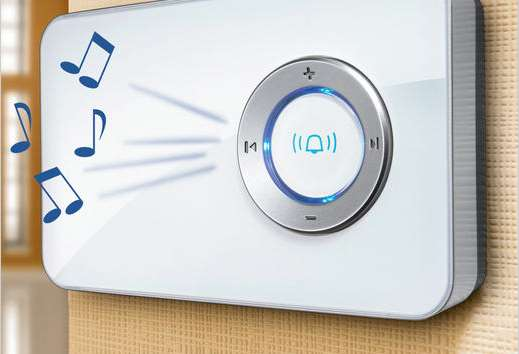 MP3 Radio Doorbell