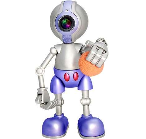 Sporty Robo Webcam