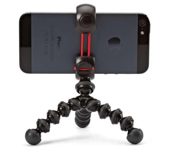 Portable Smartphone Tripods
