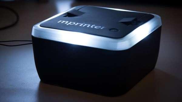 Minuscule Smartphone Printers (UPDATE)