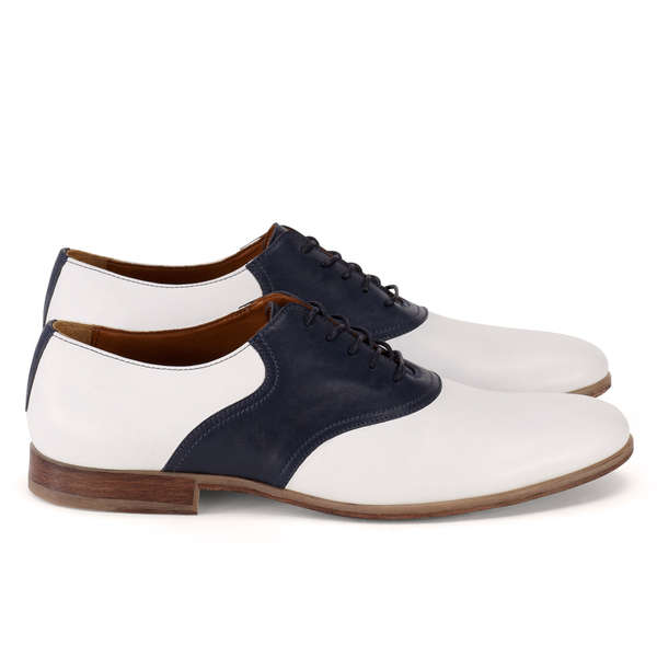 Modernized Sharply Styled Oxfords