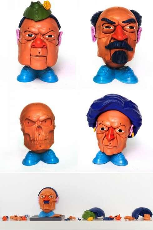 Face-Assembling Oppressors