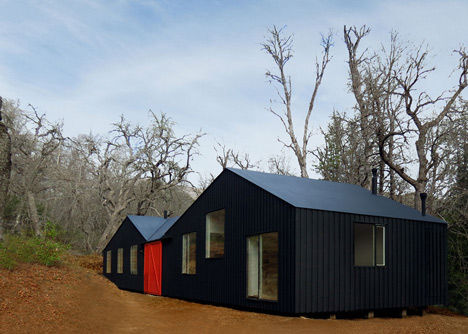 Timber Shed-Inspired Homes