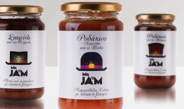 Mr. Jam Packaging