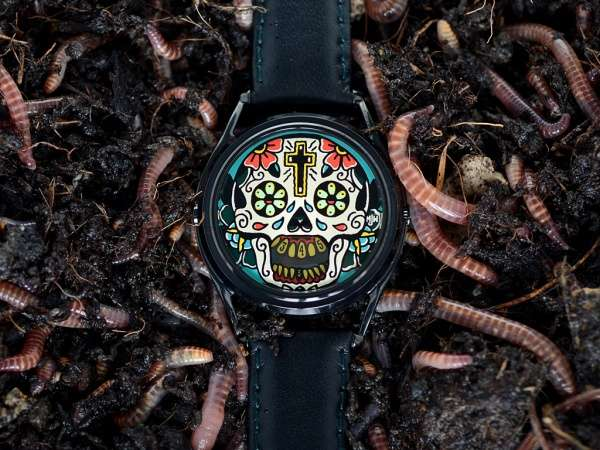 Sweet Skull Timepieces