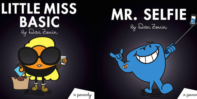 Punny Millennial Book Characters