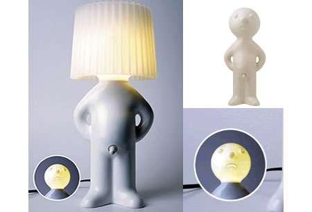 Mr. P Lamp