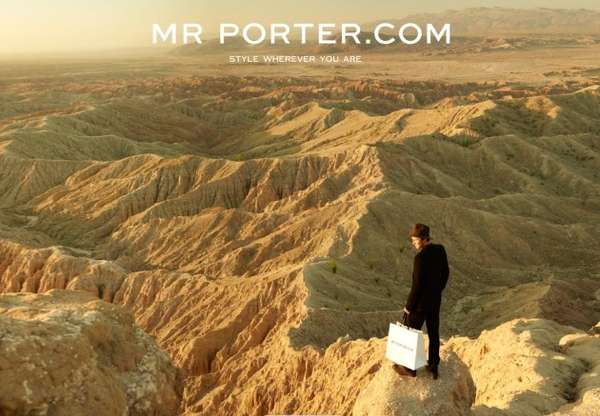 Mr Porter Fall/Winter 2012