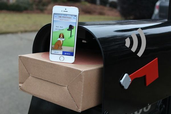 WiFi-Enabled Mailboxes