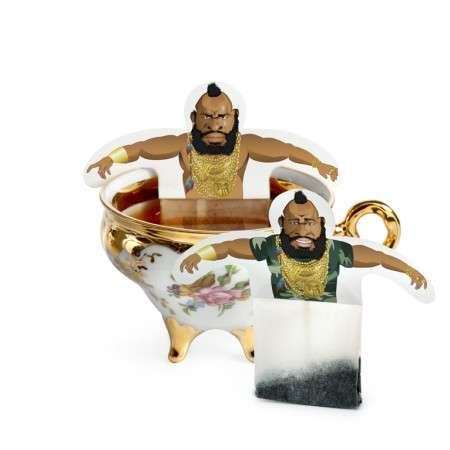 Mr. T tea
