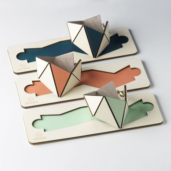 Laser-Cut Geometry Accessories
