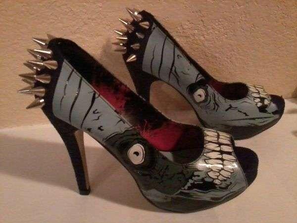 Hellish High Heels
