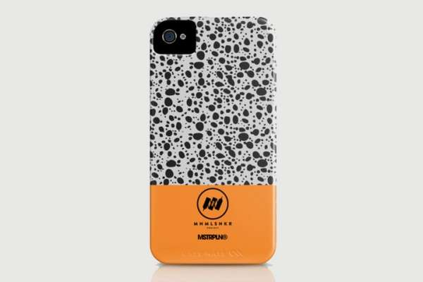 MSTRPLN Minimal Sneaker iPhone Cases