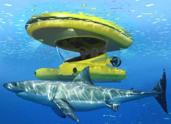 Personal Pod Submarines